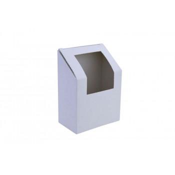 Wrap-Box mit Sichtfenster 50 x 90 x 90 mm