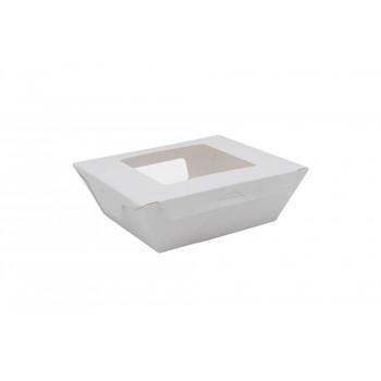Foodbox , 1000 ml, leckfrei, Sichtfenster, 130 x 110 x 60 mm