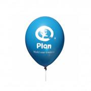Werbeballon, 33 cm Ø, 2-seitig bedruckt