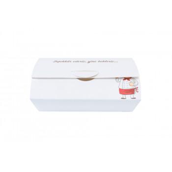 Food Box einwandig Medium
