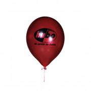 Werbeballon, 35 cm Ø, 2-seitig bedruckt