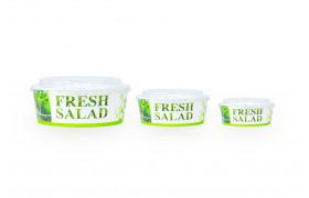 Salatbecher