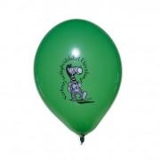 Werbeballon, 27 cm Ø, 2-seitig bedruckt