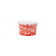 Suppenbehälter mit Deckel, einwandig 480ml/16oz
